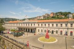 Hotel Mary - Veduta dalla Stazione Ferroviaria